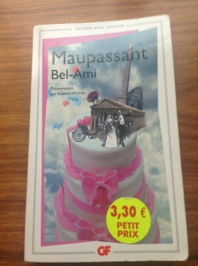 My copy of Bel Ami.